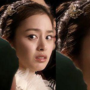 MY PRINCESS KOREAN DRAMA KIM TAE HEE Butterfly headband
