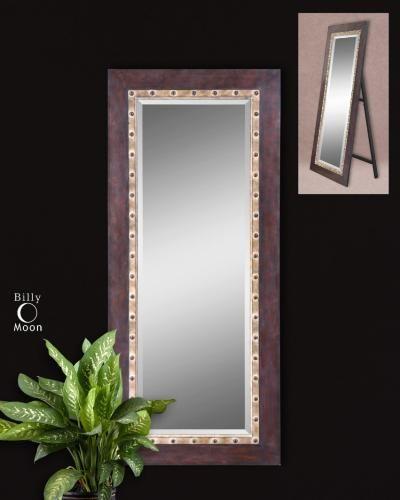 Large Old World Tuscan Full Length Floor Mirror NEW