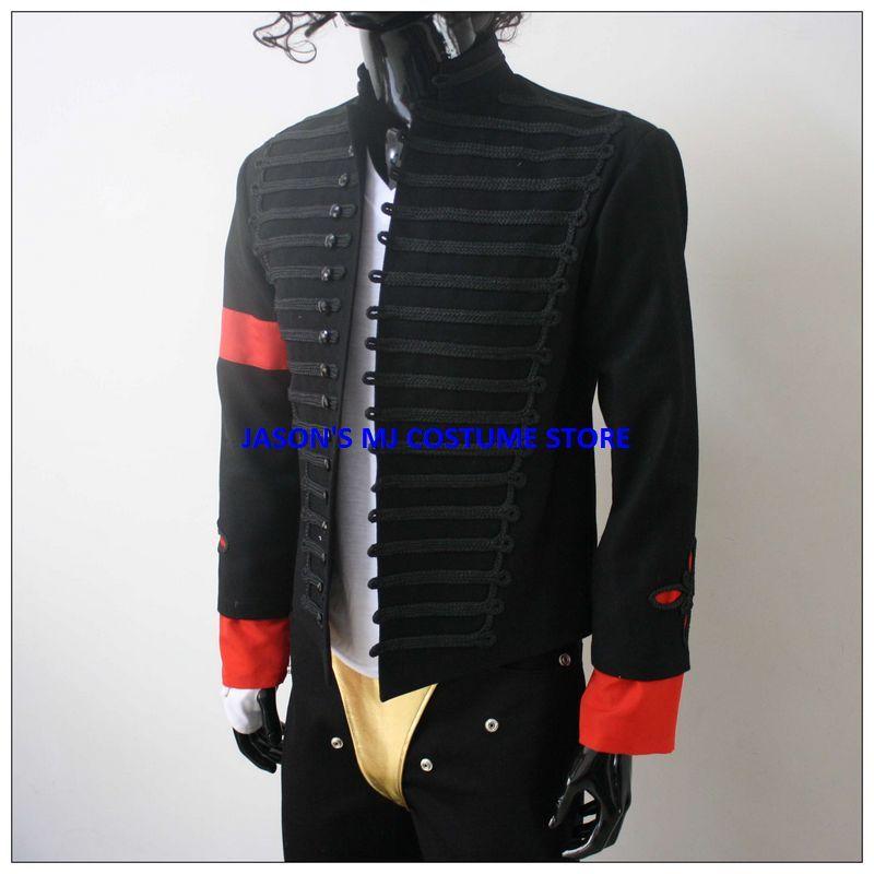 NEW Michael Jackson MTV AWARDS JACKET MJ PARTY COSTUME